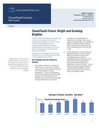 Cloud_SaaS_Fall_2012_1st Page